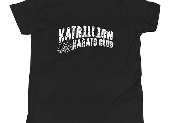 KATRILLION Karats Club Youth Short Sleeve T-Shirt