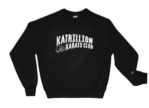 KATRILLION Karats Club/Champion Sweatshirt