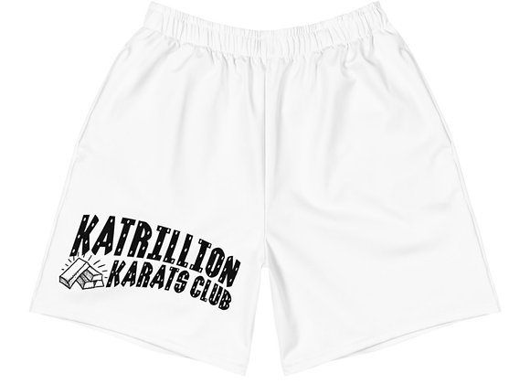 KATRILLION Karats Club Men's Athletic Long Shorts