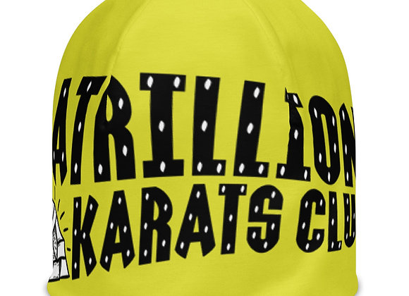 KATRILLION Karats Club Beanie