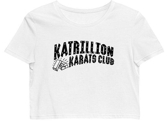 KATRILLION Karats Organic Crop Top