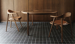 BassamFellows-CB-325-Spoke-Dining-Table-