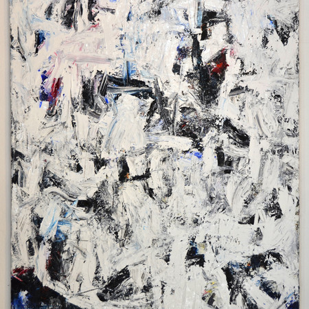 the visible and the invisible beyond limits II, oil on linen, 140 cm x 180 cm, 2020