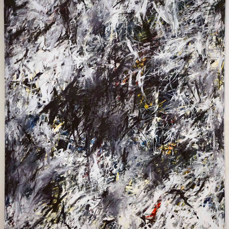 old days, oil on canvas, 180 cm x 140 cm, 2019