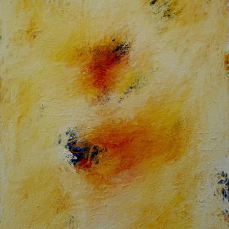 sweet melancholy, oil on linen, 70 x 100 cm, 2019