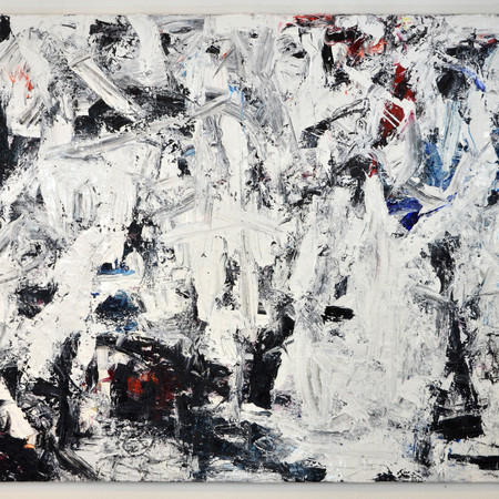 the visible and the invisible beyond limits II, oil on linen, 180 cm x 140 cm, 2020