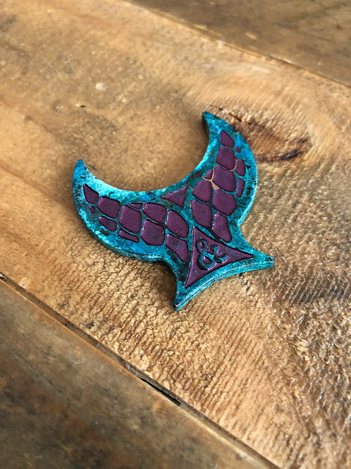 LIMITED EDITION MERMAID TAIL BALL MARKER