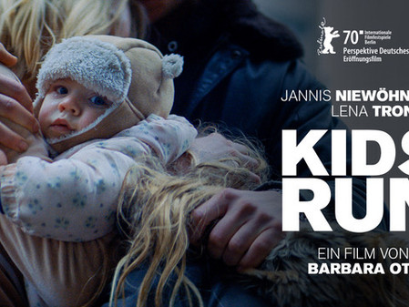 "Berlinale Premiere von ""Kids Run"""