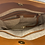 Thumbnail: Michael Kors Hamilton Satchel Gold Chain Monogram Brown Leather Bag Lock Charm