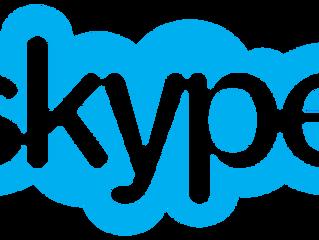 Inglês no Skype funciona?