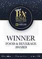 Bexley Awards Winner_FOOD & BEVERAGE.hei