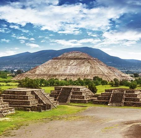 México: arriba muchachos, que destino incrível!