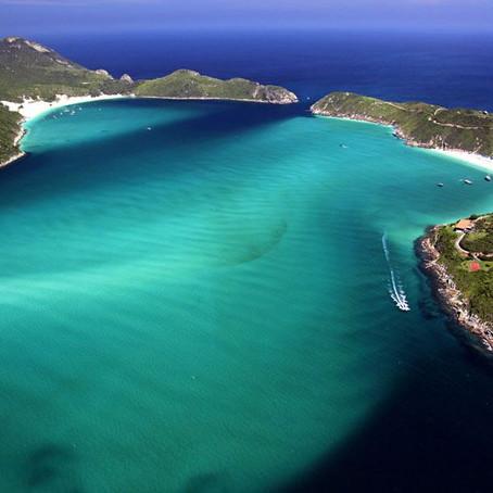 Litoral Fluminense: praias de tirar o fôlego