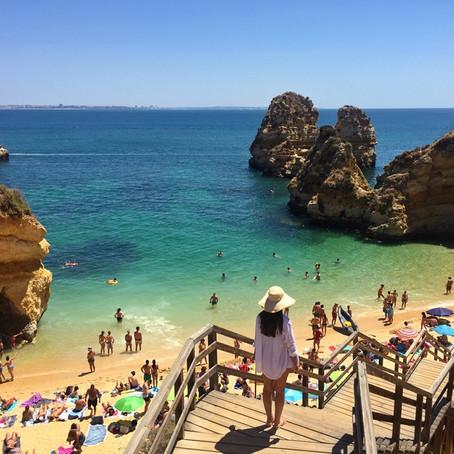 Algarve: Destino para encantar os olhos