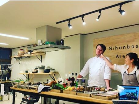 第8回スペインワインと食大学 @Nihonbashi Atelier