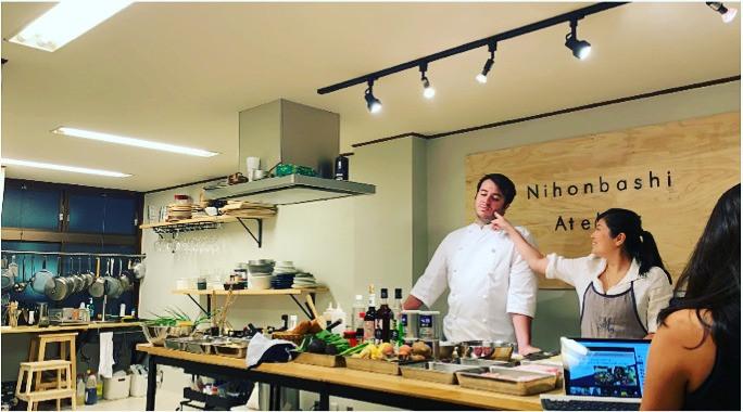 第8回スペインワインと食大学@Nihonbashi Atelier