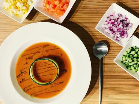 ガスパッチョ 冷製トマトスープ