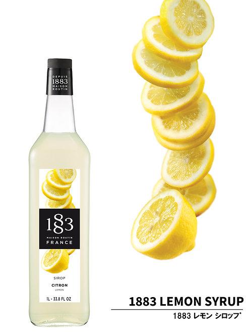 1883レモンシロップ