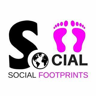 Social Footprints WEBX Networking Weymouth Dorset