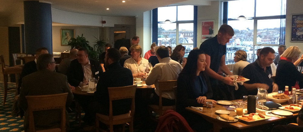 WEBX Weymouth Business Exchange Networking