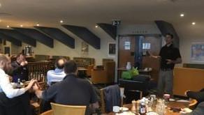 WEBX Business Breakfast Meeting 17/01/2017