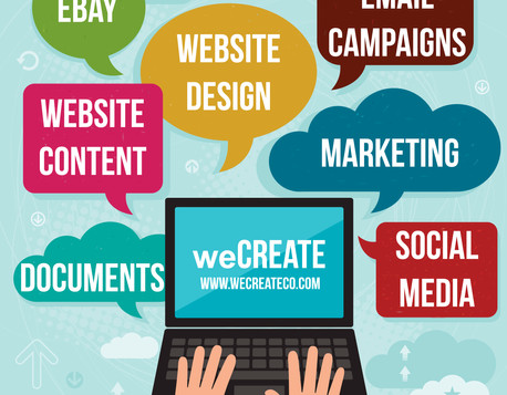 weCREATE Website Design WEBX Networking Weymouth Dorset