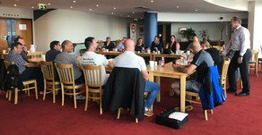 £18,000 of Networking as WEBX Welcomes in Winter Sessions...