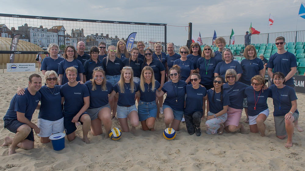 Nantes Solicitors Weymouth Volleyball Tournament 2019