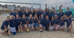 Nantes Solicitors Volleyball Tournament Success!