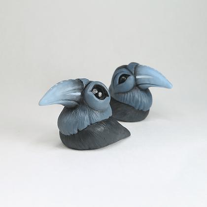 Corbie - Blue Grey