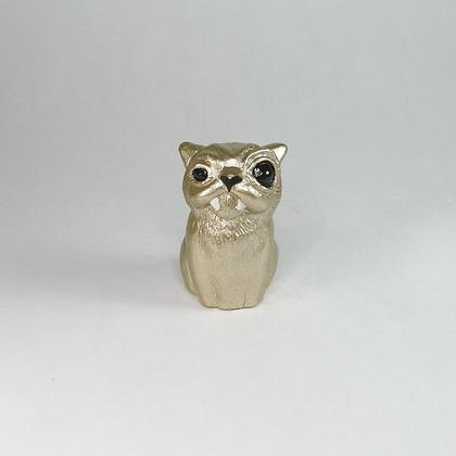 Mini Kitties - Brass