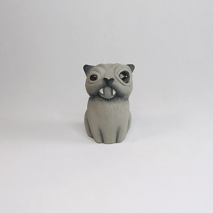 Mini Kitties - Smoke