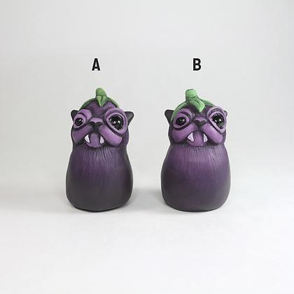 Harvest Series - Eggplant