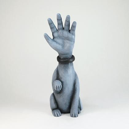 The Human Animal - Blue Grey