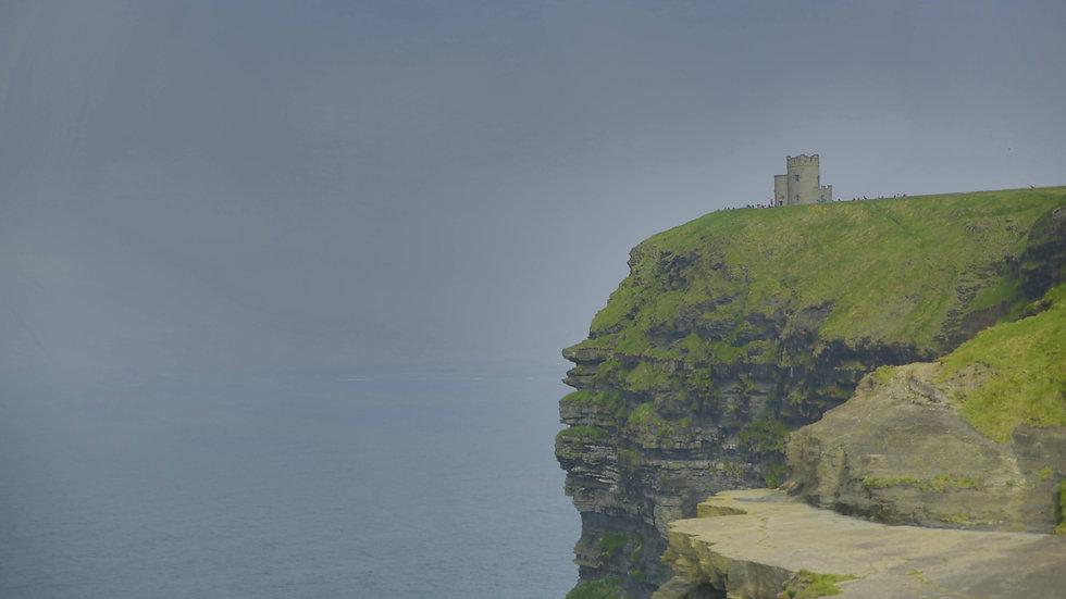 Ireland; O'Brien's Tower (Hi-Res Digital Photo)