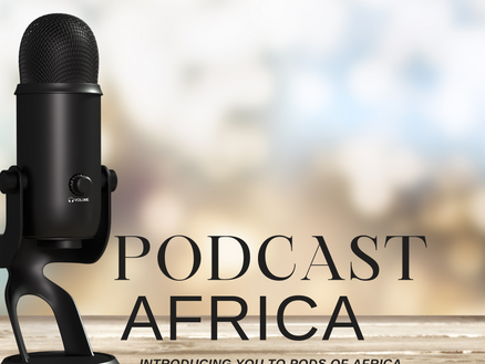 Podcast Africa - Kenya