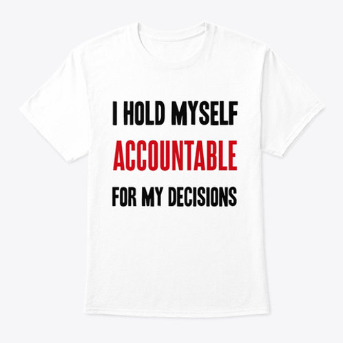 Accountability Tee