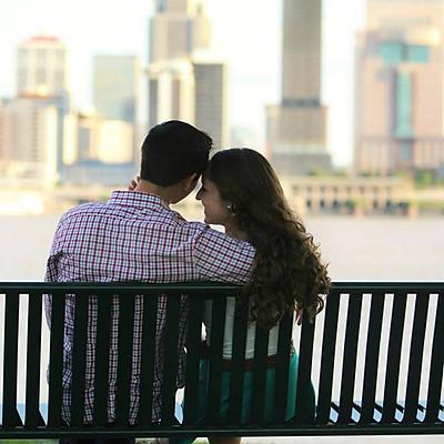 Miranda and Ben | mini engagement session