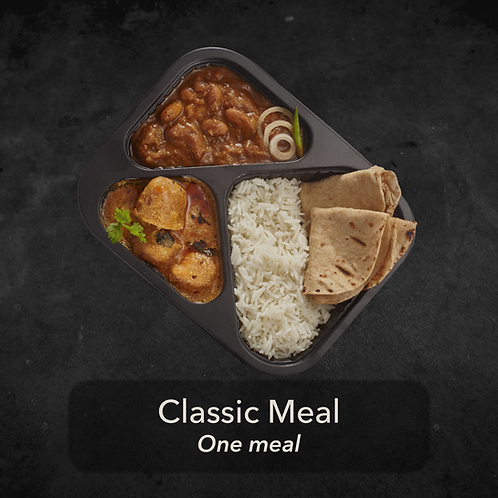 30 day - Classic Meal - One meal