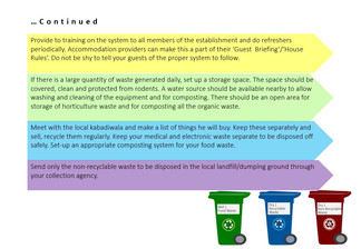Simple Solutions for Solid Waste Managem