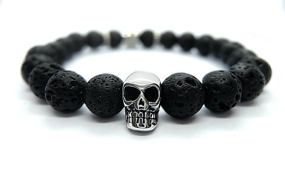 THE CORE OF THE EARTH x SKULL (8mm)