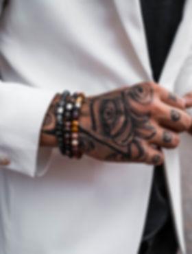 Beaded Bracelets for men
