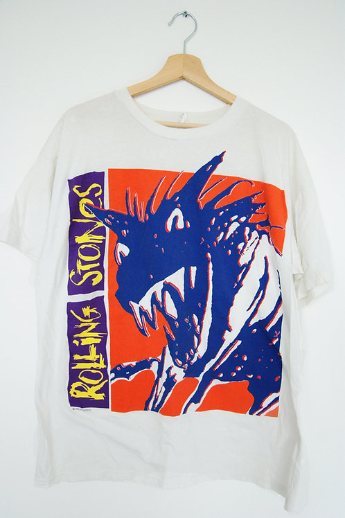 *RARE* The Rolling Stones Urban Jungle Tour Europe 1990 T Shirt  (XL)