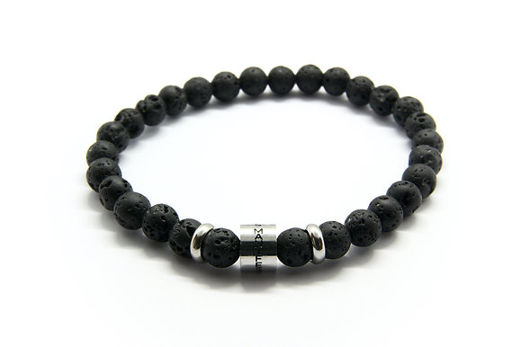 6mm THE CORE OF THE EARTH BRACELET