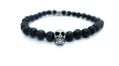THE CORE OF THE EARTH x SKULL (6mm)