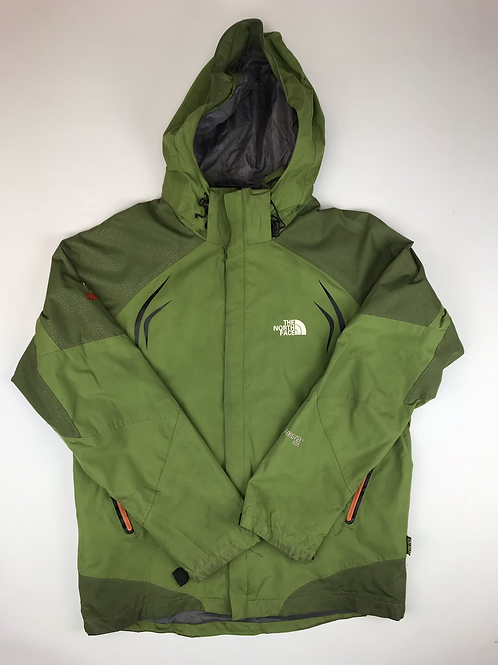 The North Face Green Gore Tex waterproof Summit Series, XL