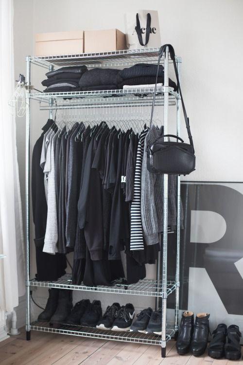 Araras de roupa para pendurar casacos e itnes de inverno