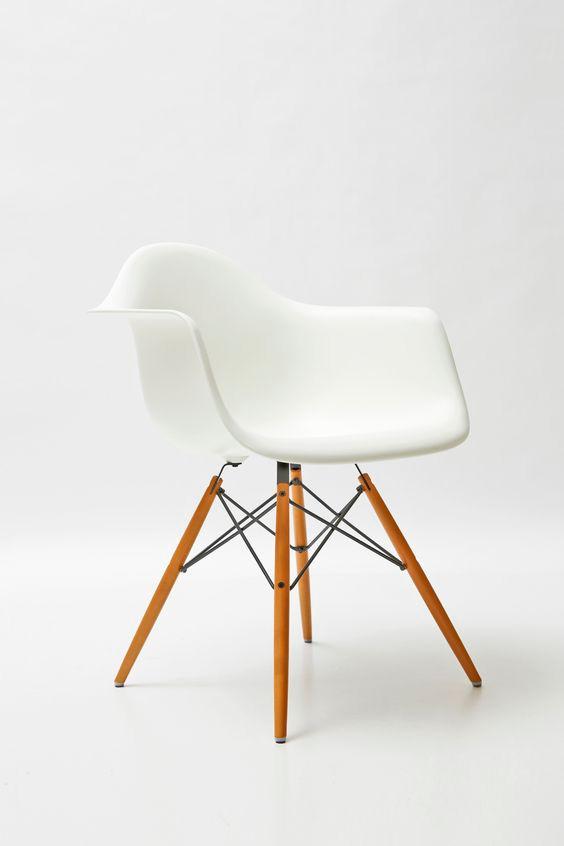 Cadeira Eames clássica