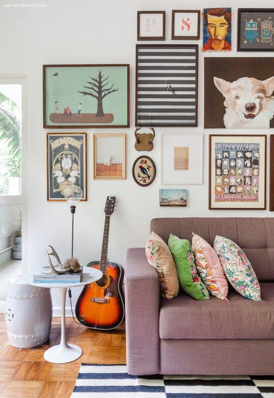 Decoração criativa com garden seat
