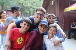 Caleb and Campers